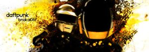 Daftpunk Signature by Xhenya
