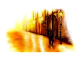 The Ambiguous Street by KimAmI
