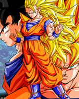 Multi-Songoku II by Niiii-Link