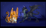 AT:The Beauty of Night by Minerea