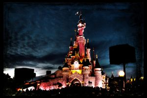 Cendrillon's castel by instinct191