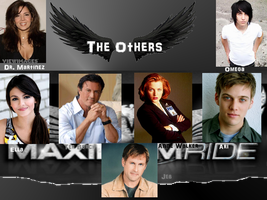 Maximum Ride The Others Cast by GoofLove101