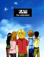 KAMI the animated by redcolour