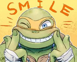 SMILE by tamaume