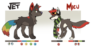 Brothers Ref by Reauki