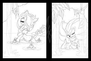 Shadamy: Temptation WIP by MiakodaTheBright