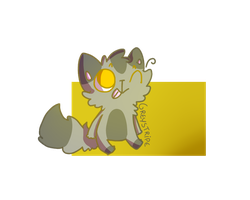 Graystripe by echacharpe