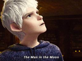Man in the Moon... by Merliniara