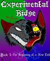 Experimental Ridge, Book 1 .,:Title Page:,. by ghosty-Cat