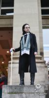 LOKI Cosplay in the REAL Stuttgart 03 by Mon-Kishu