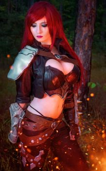 Katarina The new dawn by Suisenn