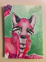 A  ACEO gift for Kay by nightspiritwing