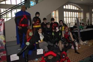 Young Justice 3 by SupMissTasty
