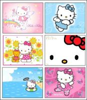 HelloKitty Screensaver by CailynDizon
