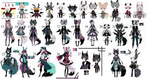 HYPERBIG SALE! ADOPTABLE LOWERED CLOSED by AS-Adoptables