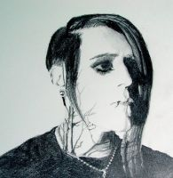 Davey Havok by Jellybean0207