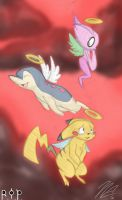 Dead... by BatLover800