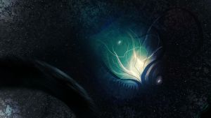 Creature of the void by UltimaDX