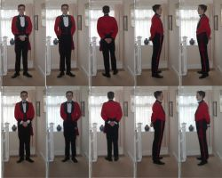 MESS DRESS UNIFORM by GeneralVyse
