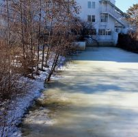 Frosty Mill by SonofaBastard