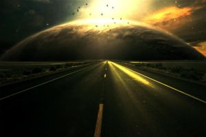 Road To Beyond by chernobylx