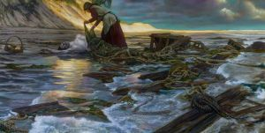 The Wreck of the Whydah by DonatoArts