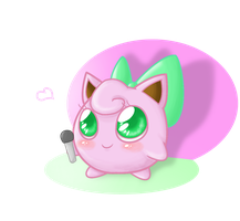 .:Jigglypuff Karaoke Party:. by Meb90