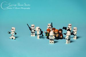 Lego Stormtroopers - Ring Bearer by Jbressi