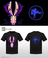 Wolpertinger T-Shirt by Daiacos