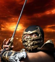 Scorpion MK9 by arekusu83