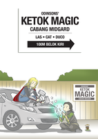 KETOK MAGIC by kuroneko3132