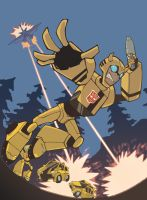 Transformers: Infiltration by Neurquadic