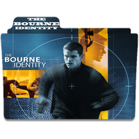 The Bourne Identity by kingclothier