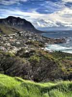 Camps Bay by TimOliverHusser