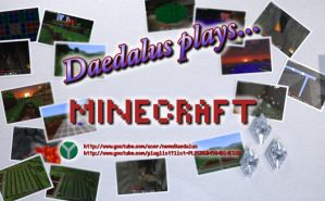 Daedalus Plays Minecraft by nftadaedalus