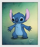 Stitch wanna hug by Marzzel