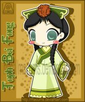 Toph Bei-Fong by macurris