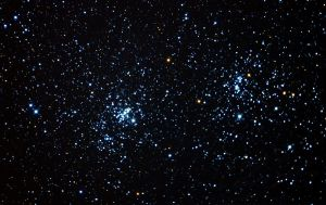 Double Cluster by 12GSuper