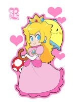 Peach by mopinks