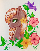 Com: Flora and Fawn-a by EmbersLament