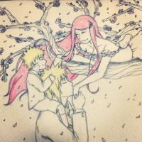Lovely Uzumaki Family Date 2 by Lilkpopean
