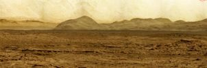 Mars Landscape 2 by cow41087