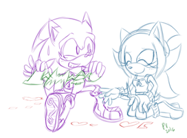 WIP AT Like this... by PatriciaTheHedgie
