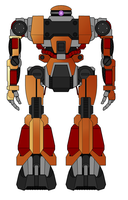 Prototype Mobile Suit by ironscythe