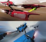 pod racers by No87