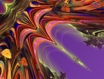Mandelbulb 3D -- Entering the Mothership by SEwing0109