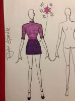 Twilight Sparkle Outfit idea by ScenePika