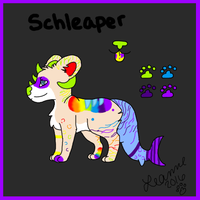 Schleaper Adopt 1 (Auction) by Rechuli