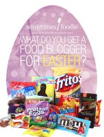 What do you get a food blogger for Easter? by chat-noir