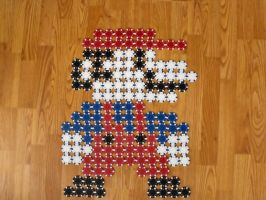 Super Mario Poker Chips by vanTol777